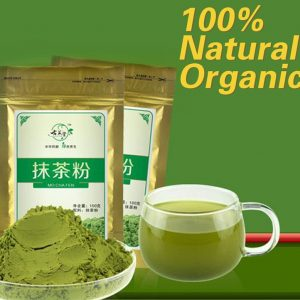 Matcha organic tea